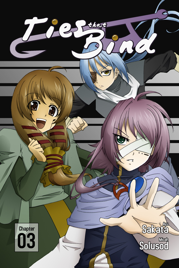 Ties That Bind, Ch. 03 Cover
